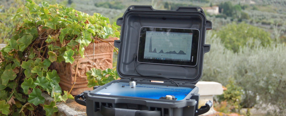 Portable PM Measuring System LCT-14